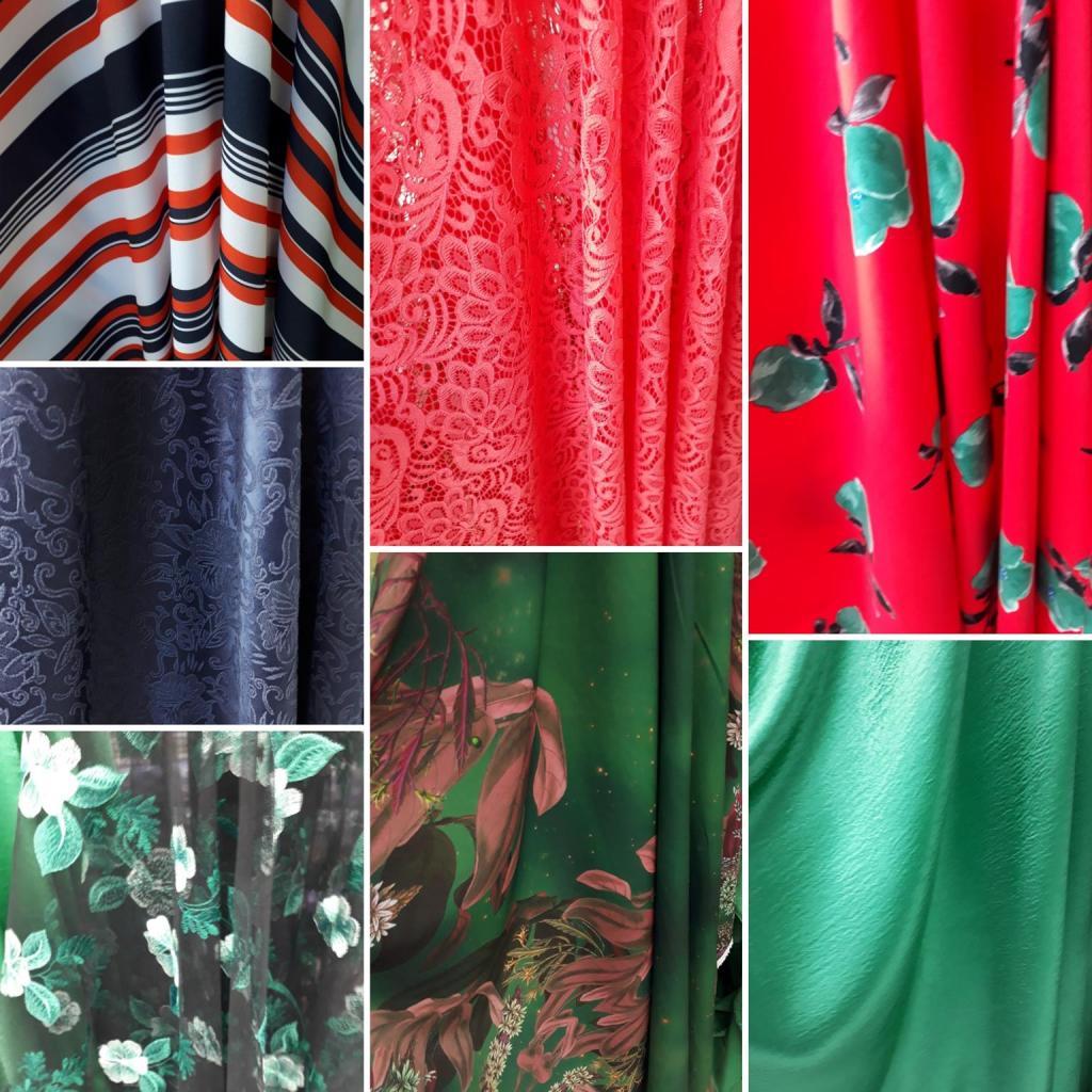 VARIEDADES - No grupo ModaBella Tecidos-RAVERA você sempre vai encontrar uma variedade enorme em vários tipos de tecidos sempre atualizados com as tendências da MODA. Com consultoria de estilistas. - Moda Bella Tecidos e Lojas Ravera