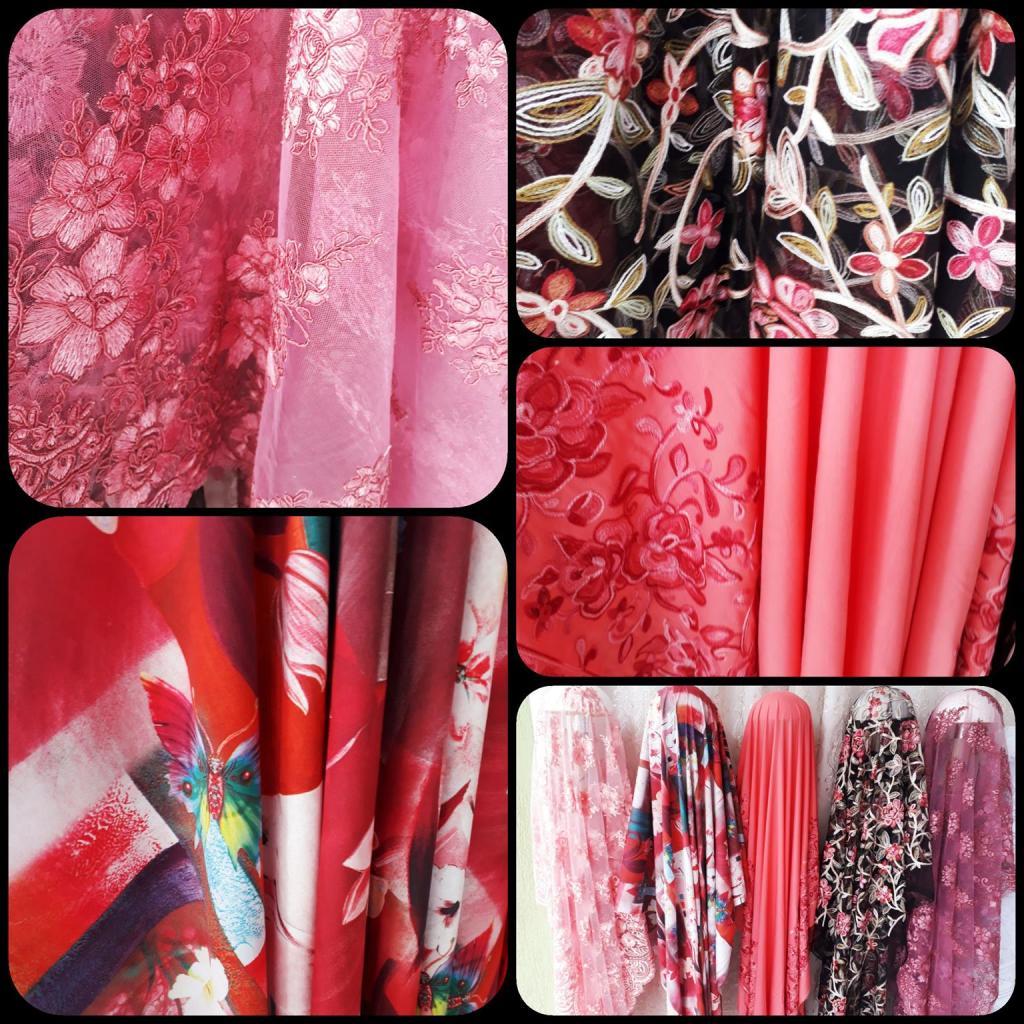VARIEDADES - TONS ROSÊ - No grupo ModaBella Tecidos - RAVERA - Você sempre vai encontrar uma variedade enorme de tecidos em vários padrões e cores, sempre atualizados com as tendências da MODA. - Moda Bella Tecidos e Lojas Ravera