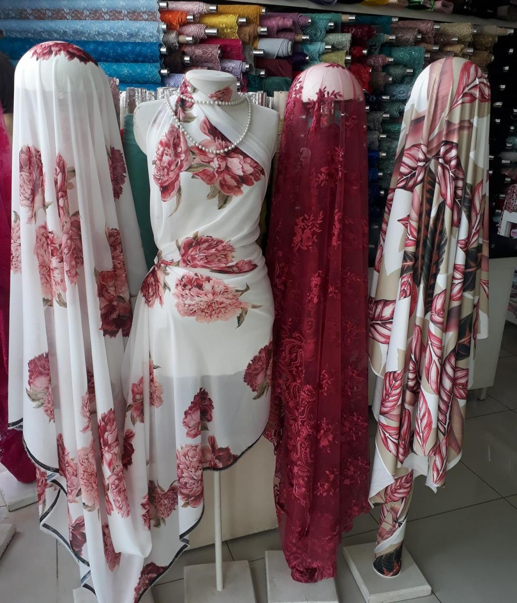 VARIEDADES - TONS ROSÊ - Moda Bella Tecidos e Lojas Ravera